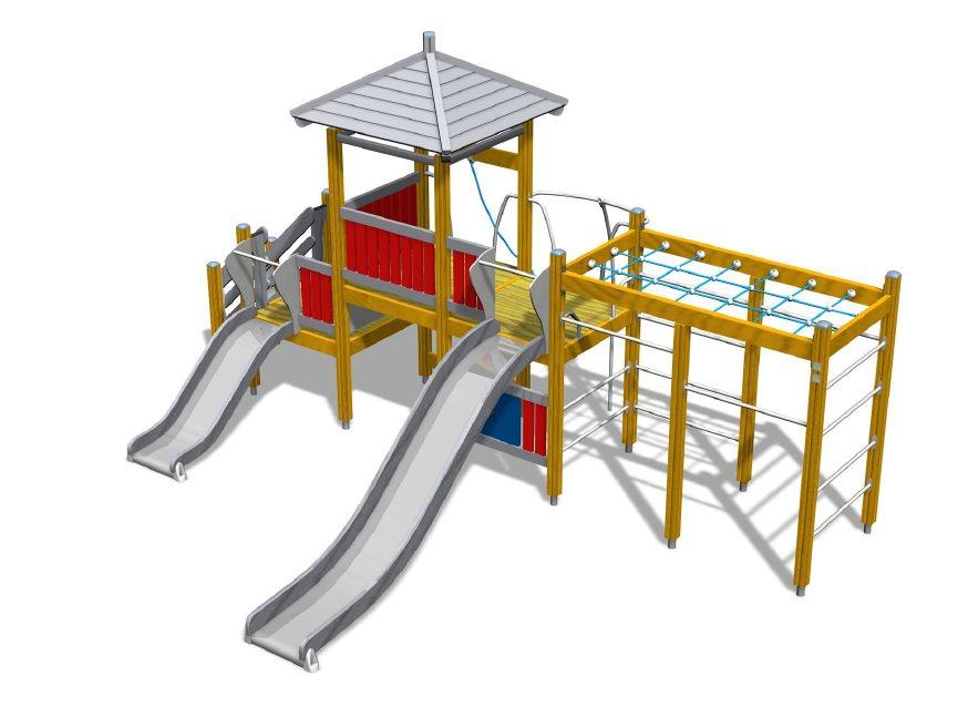 Uskoro novo dječje igralište u Sutivanu