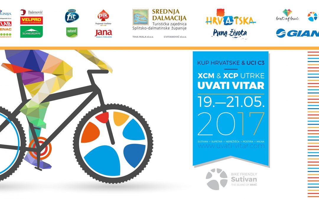 "Press konferencija utrke ""Uvati vitar 2017"""