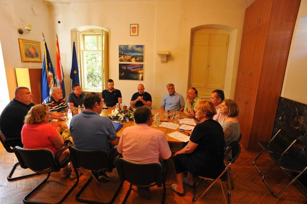 Konstituirajuća sjednica novog općinskog Vijeća