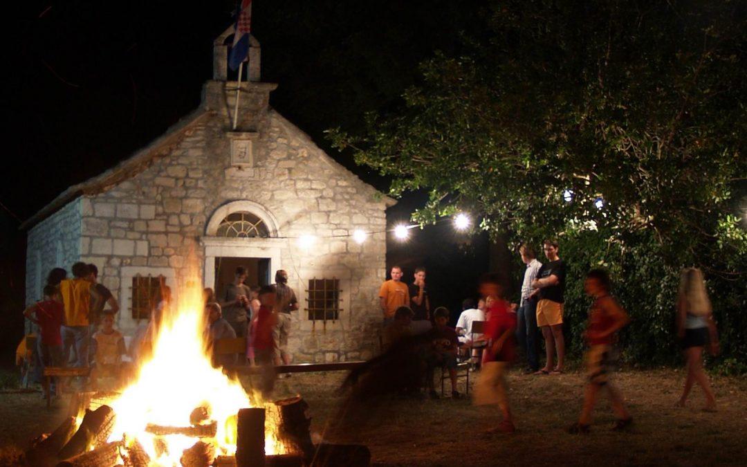 Program proslave užežin sv. Ivana
