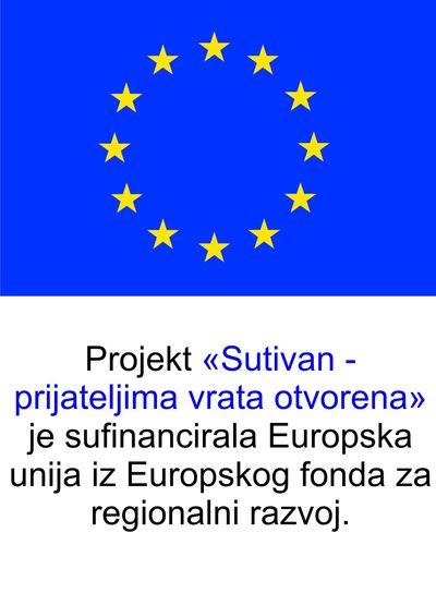 """Projekt """"Sutivan – prijateljima vrata otvorena """""""