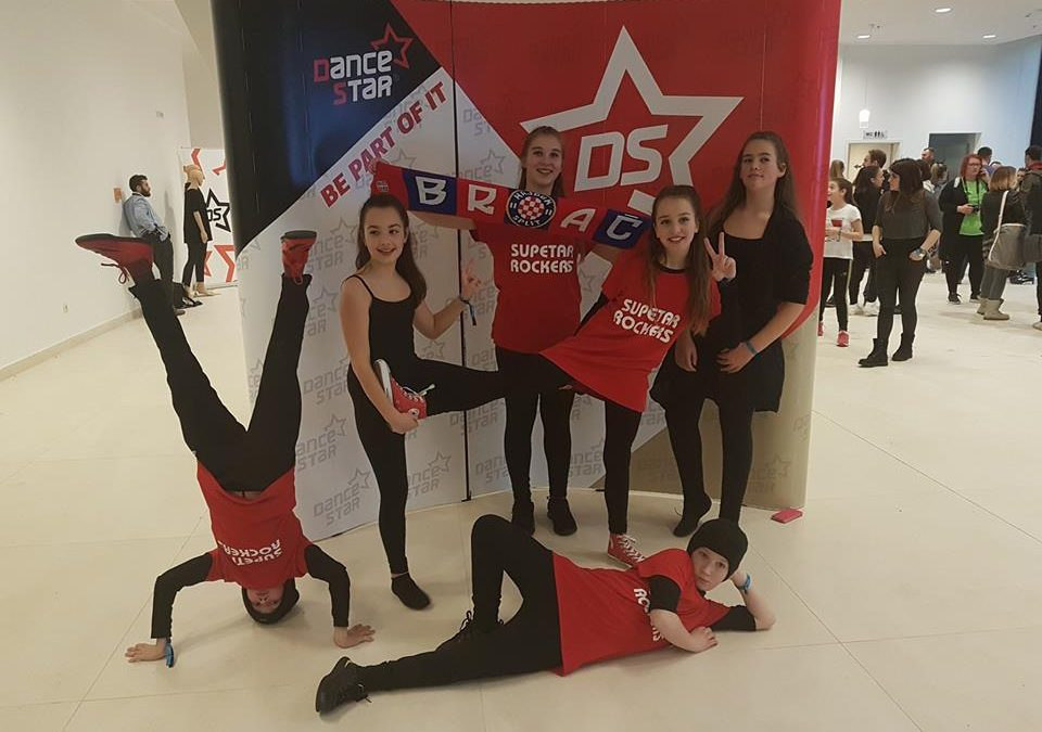Veličanstven nastup plesačica i plesača Studio Renata na DanceStar državnom natjecanju