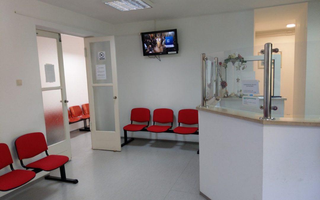 Donirane nove sjedalice za Dom zdravlja