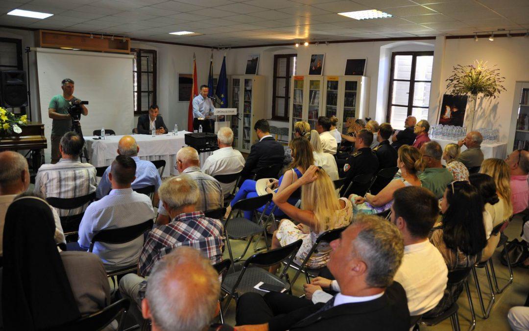 Održana svečana sjednica Općinskog vijeća Općine Sutivan