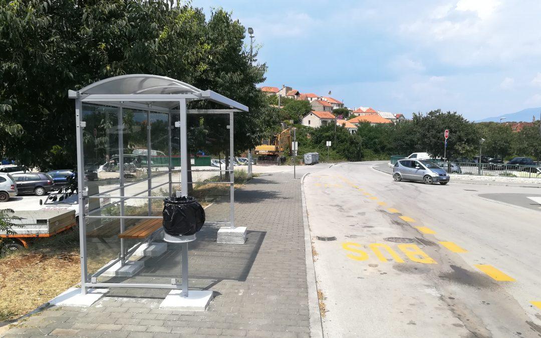 Nova autobusna čekaonica
