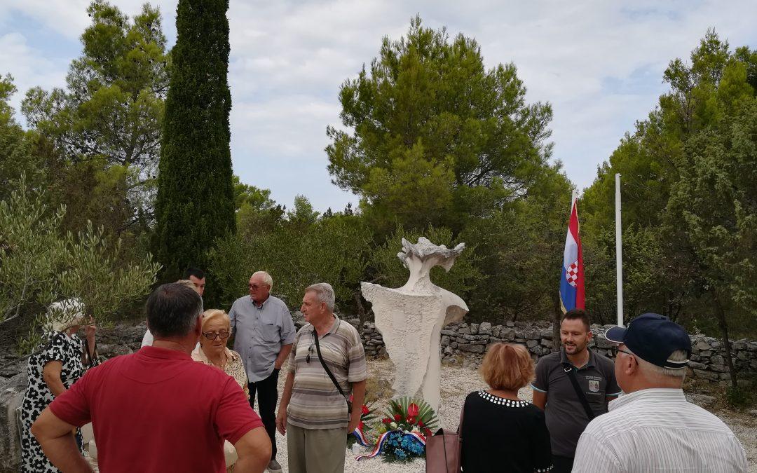 Obilježavanje 75. godišnjice oslobođenja otoka Brača