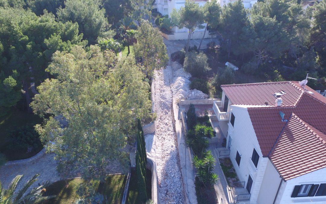 Počela izgradnja sustava odvodnje fekalnih i oborinskih voda u ulici Grlica