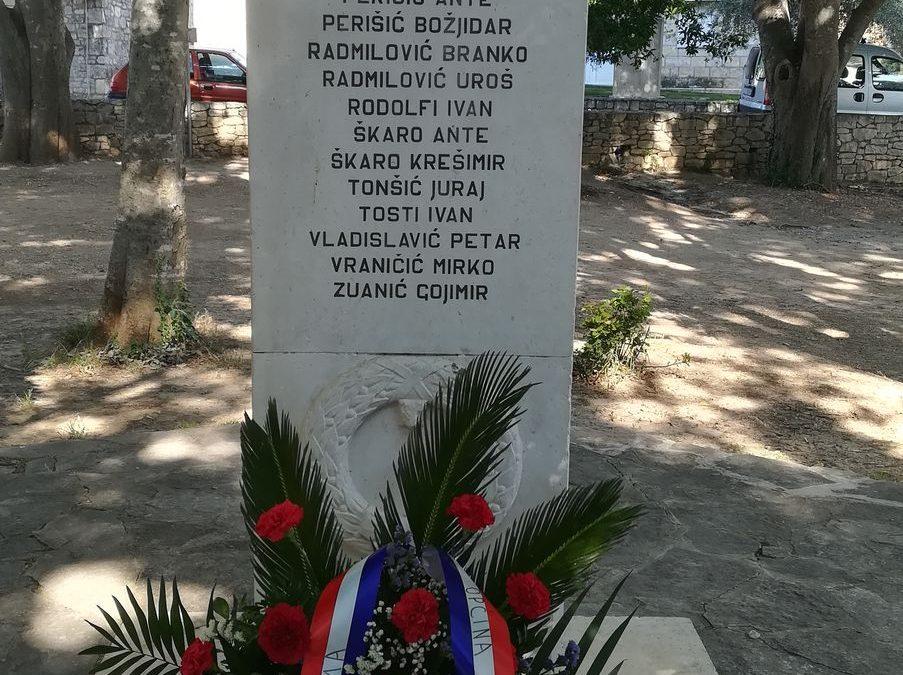 Obilježavanje Dana antifašističke borbe 22.06.2020.g