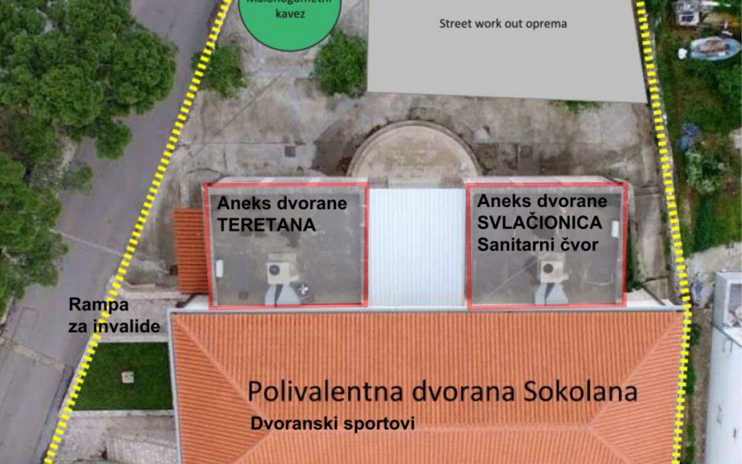 """Odobrena sredstva za projekt """"Zavrtimo šport u Sutivanu"""""""