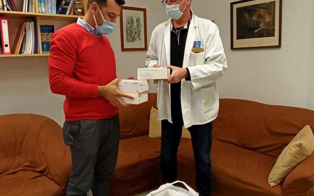 Općina Sutivan donirala antigen testove na COVID-19