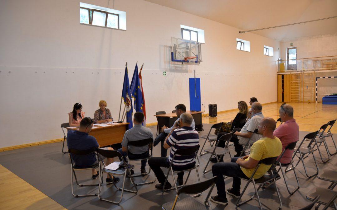 Održana konstituirajuća sjednica Općinskog vijeća Općine Sutivan